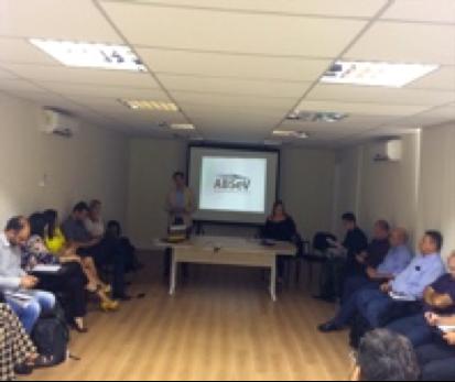 Concessionárias participam da 1a Reunião da GT Técnica de Colaboradores da ABSeV