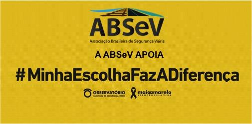 ABSeV apoia o Movimento Maio Amarelo